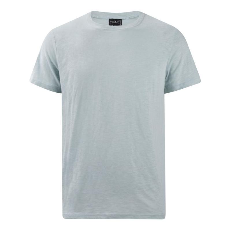 Tričko Donnay Classic T-Shirt Mens Lt Green