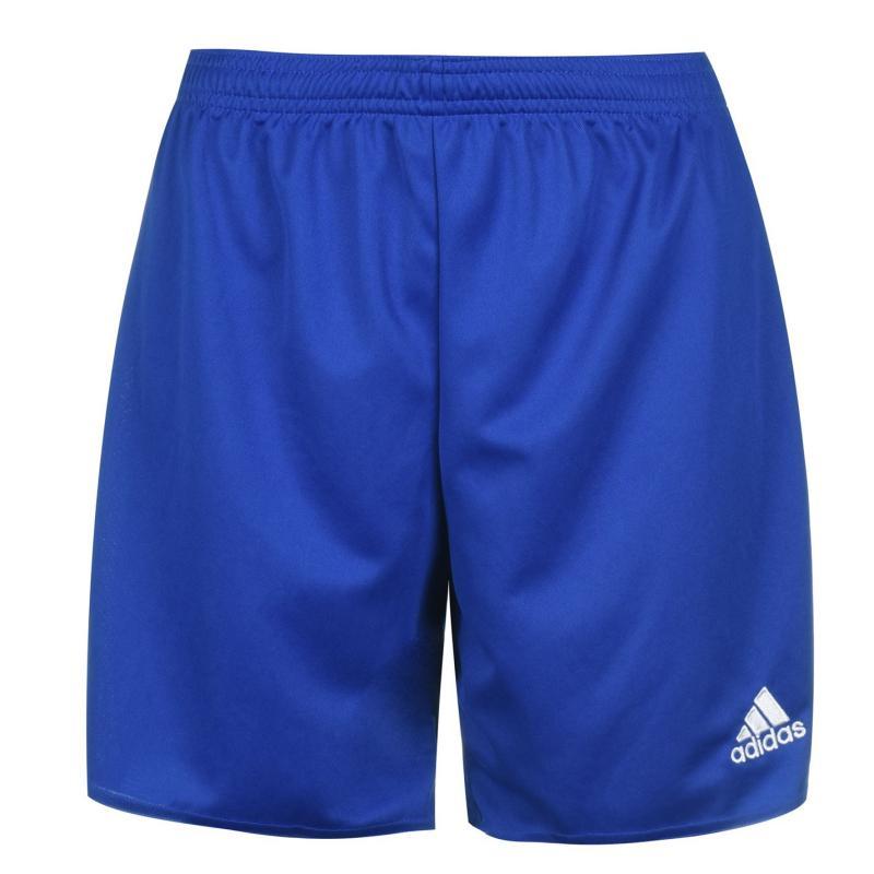 Adidas Womens Football Parma Shorts Royal
