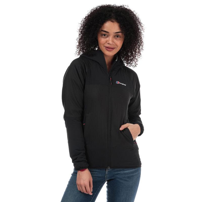 Berghaus Womens Tellach X Insulated Jacket Black