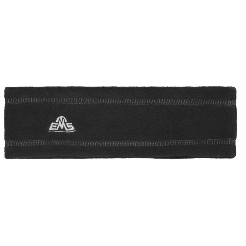 Eastern Mountain Sports Mountain Sports Classic Fleece Headband Black