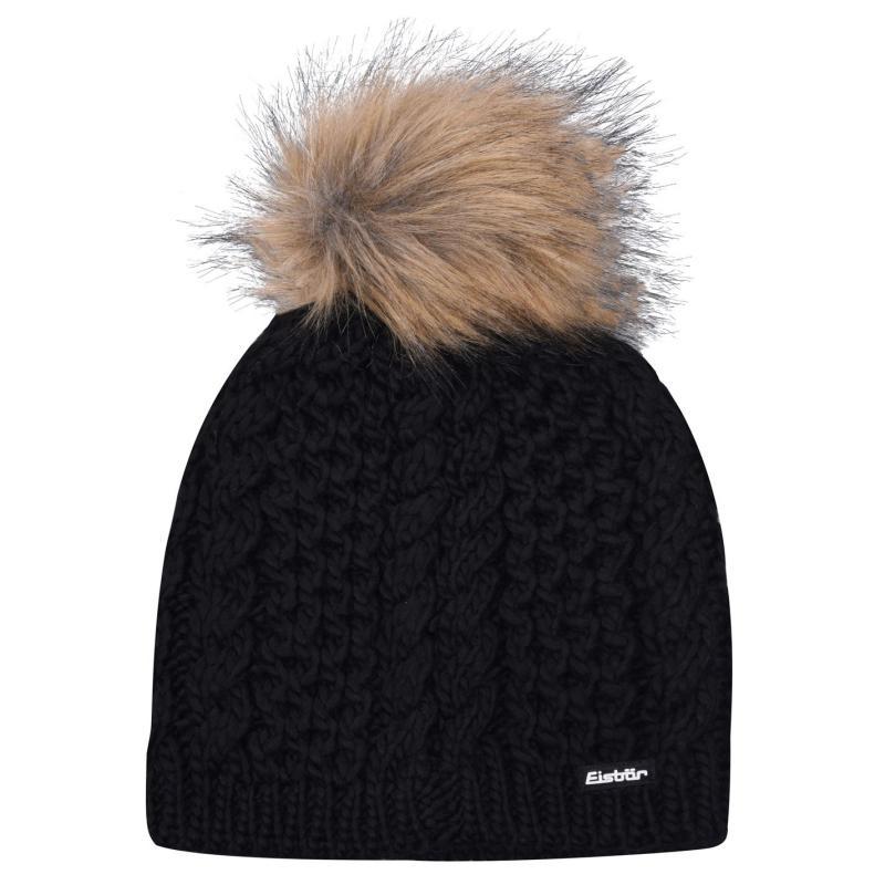 Eisbär Eisbar Afra Luxury Hat Black