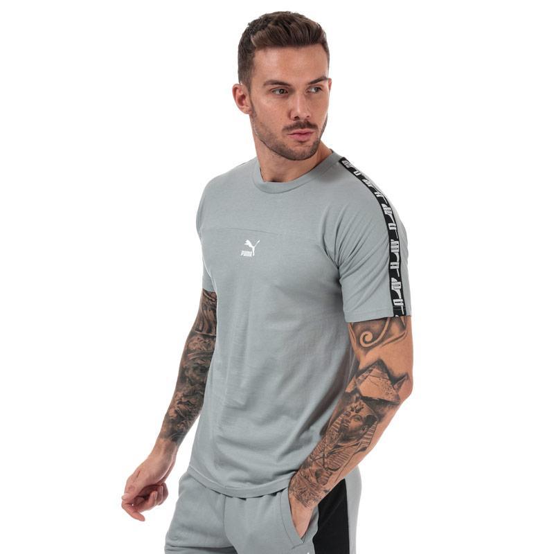 Tričko Puma Mens XTG T-Shirt Grey