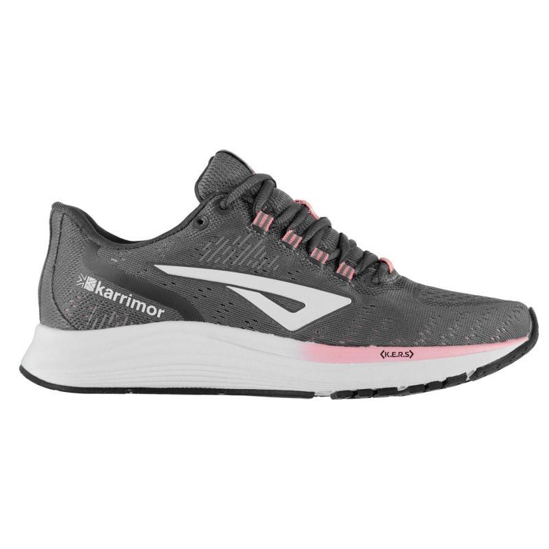 Karrimor Aura Trainers Ladies Grey/Pink