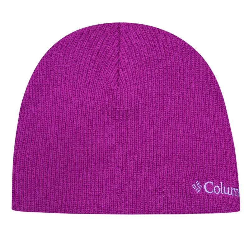 Columbia Junior Whirlibird Beanie Purple