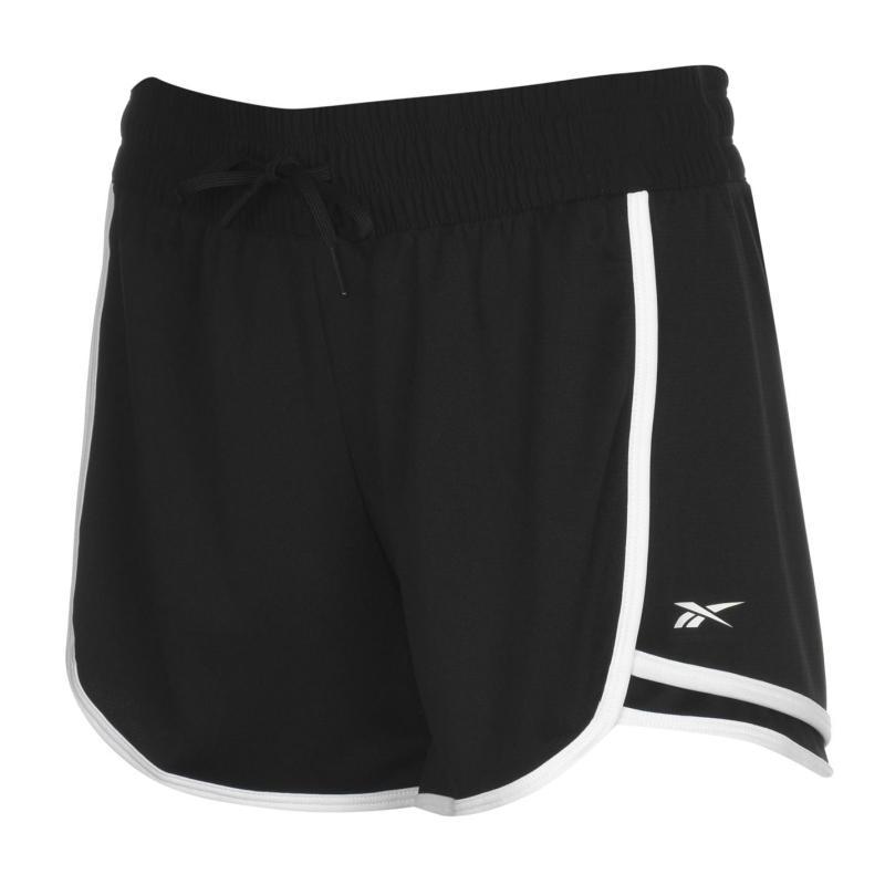 Reebok Workout Ready Shorts Ladies Black