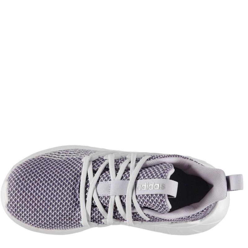 Adidas Questar Flow Child Girls Trainers Purple/Grey/Wht