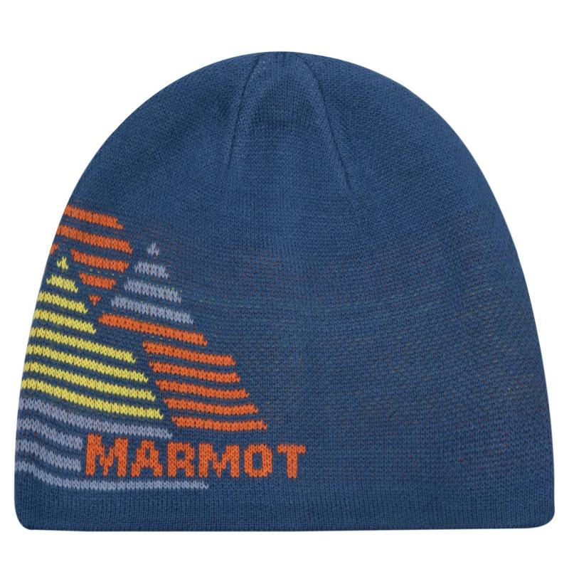 Marmot Novelty Beanie 01 Blue