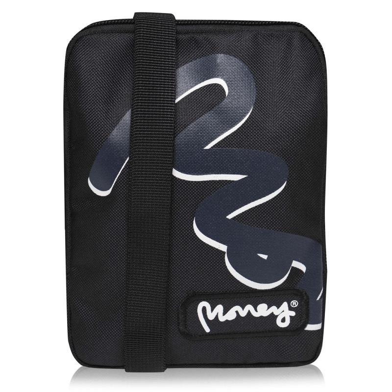 Money Travel Bag Black