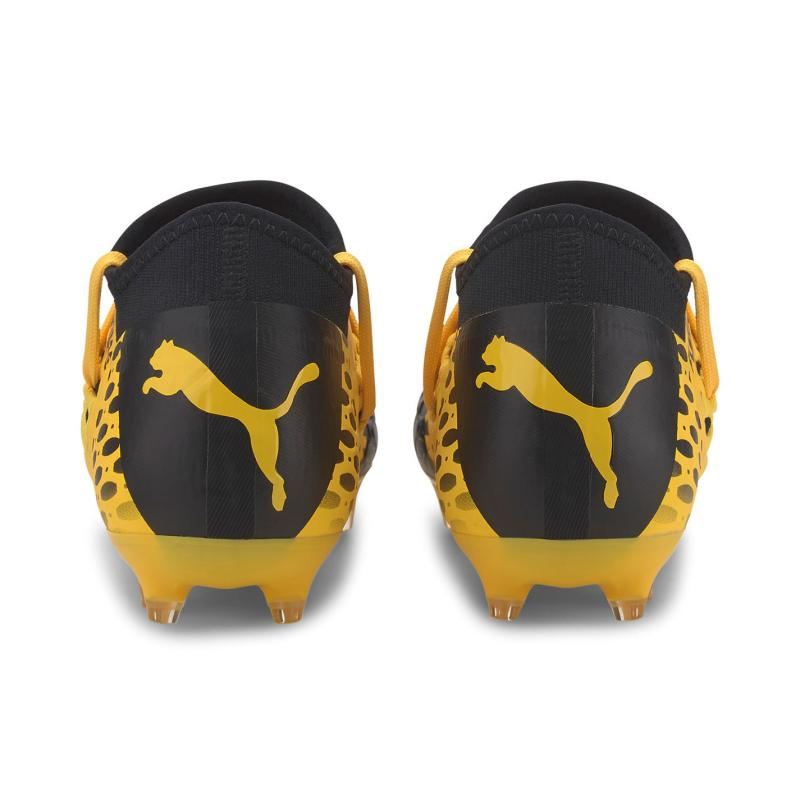 Puma Future 5.3 Junior FG Football Boots UltraYellow/Blk