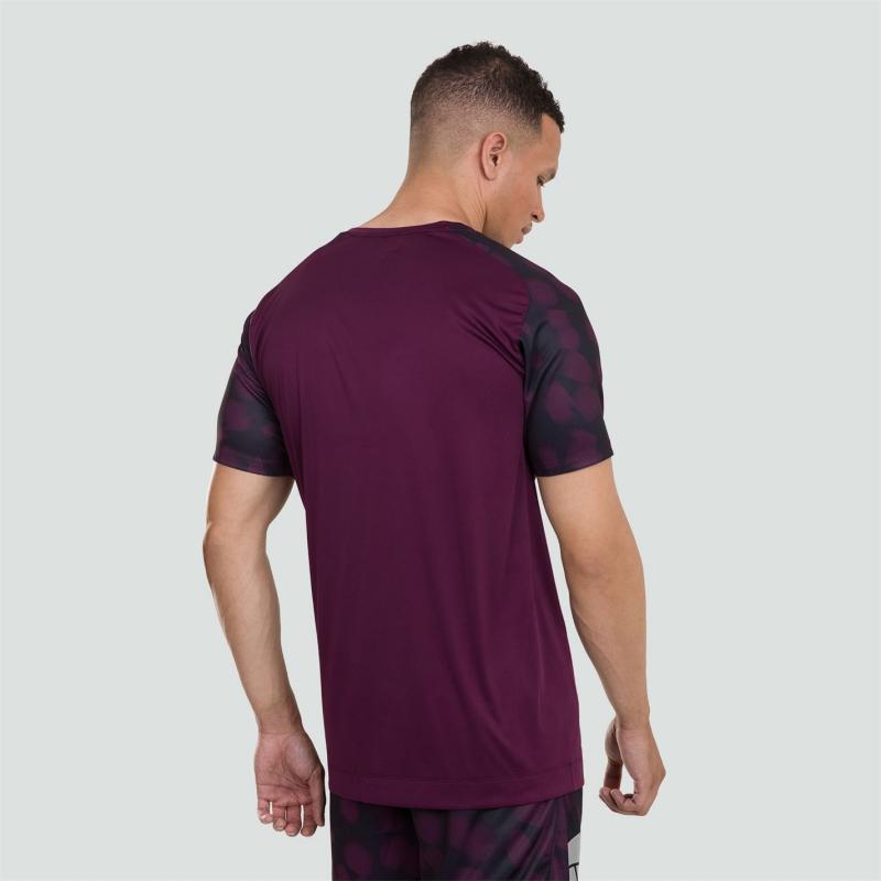 Tričko Canterbury Light Grip T Shirt Mens Purple