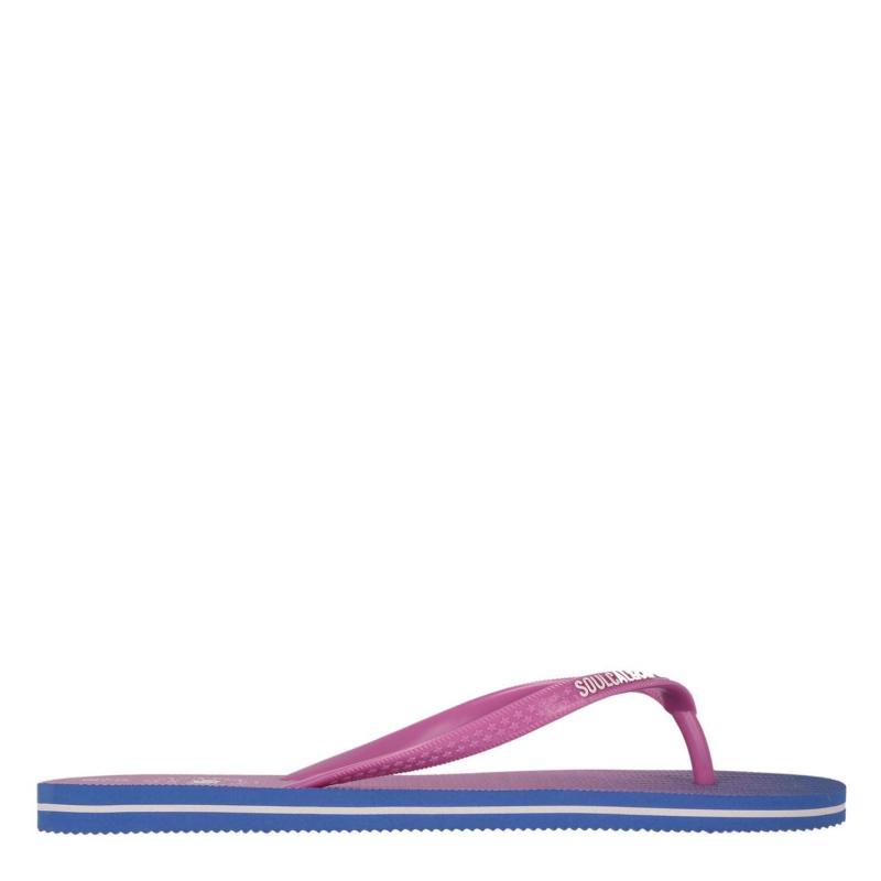 Obuv SoulCal Maui Ladies Flip Flops Pink