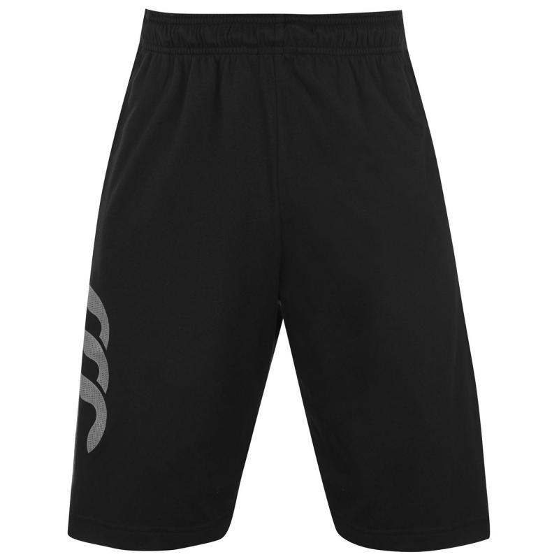 Canterbury Vapodri Cotton Shorts Mens Black