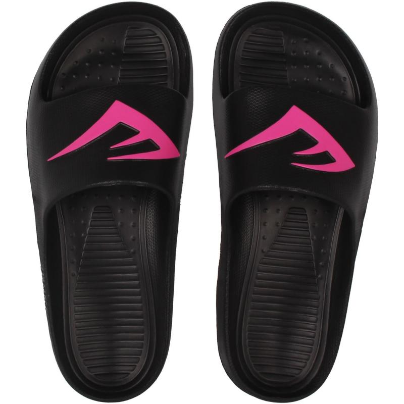Boty Everlast Ladies Sliders Black/Pink