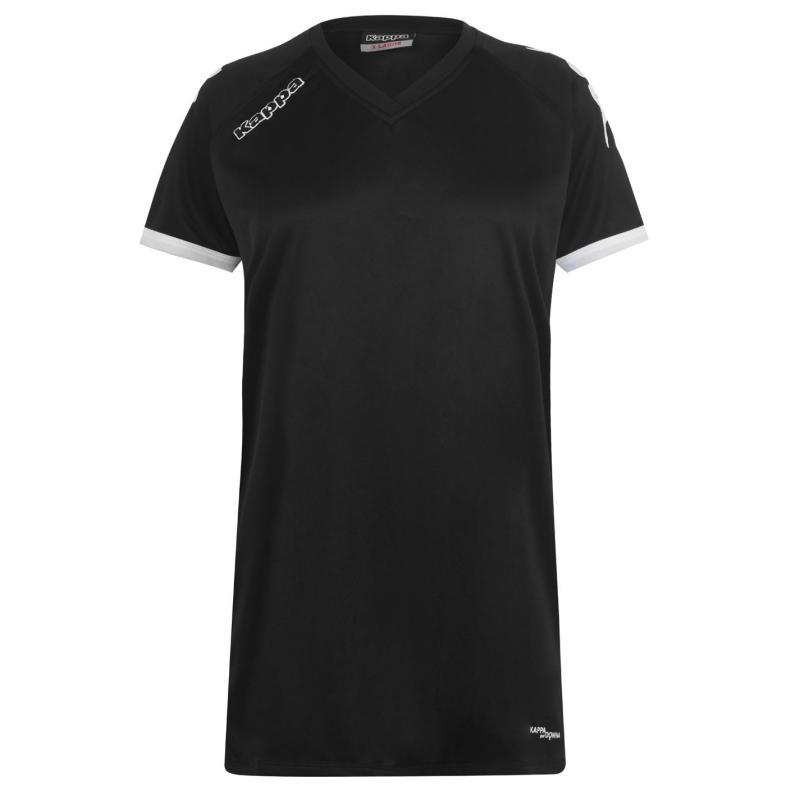 Tričko Kappa Cascia T-Shirt Mens Black