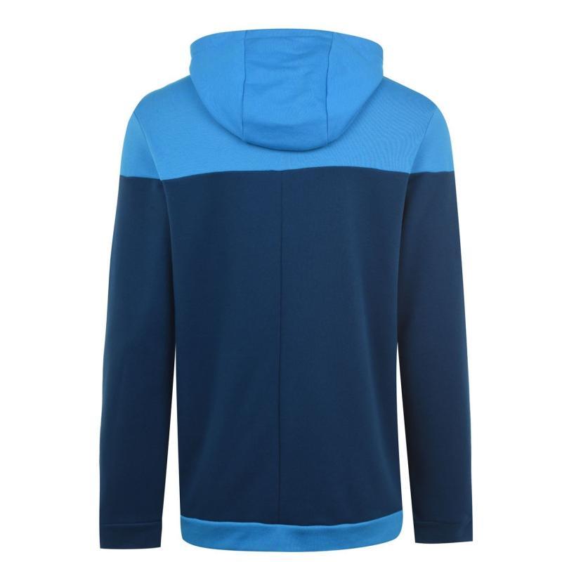 Nike Fleece Performance Hoodie Mens Blue