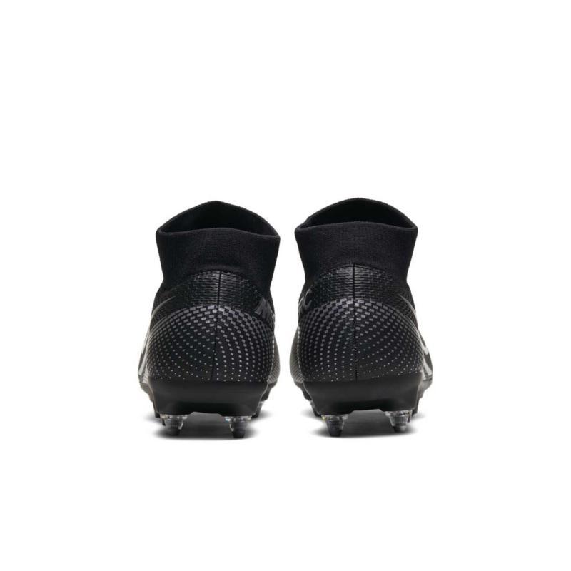 Nike Mercurial Superfly Academy DF Mens SG Football Boots BLACK/BLACK