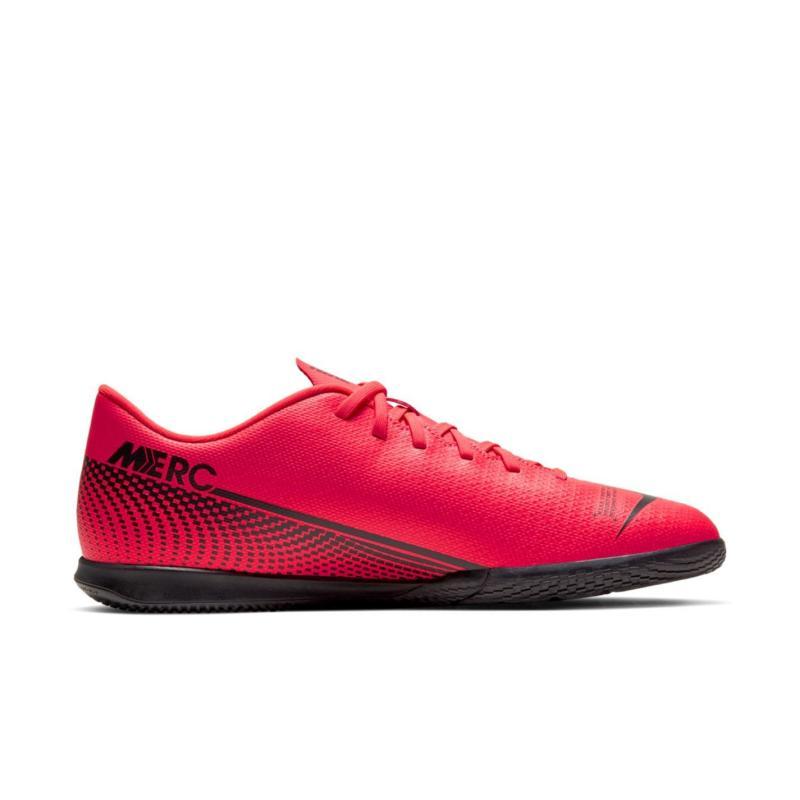Nike Mercurial Vapor 13 Club IC Indoor/Court Soccer Shoe LASER CRIMSON/BLACK-LASER CRIM