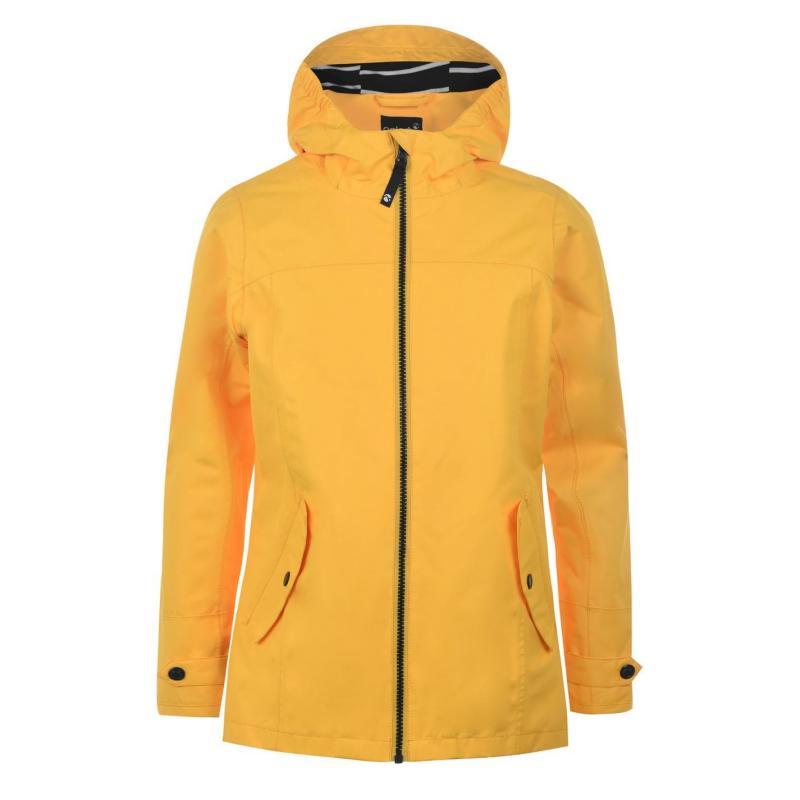 Gelert Coast Waterproof Jacket Junior Gelert Yellow