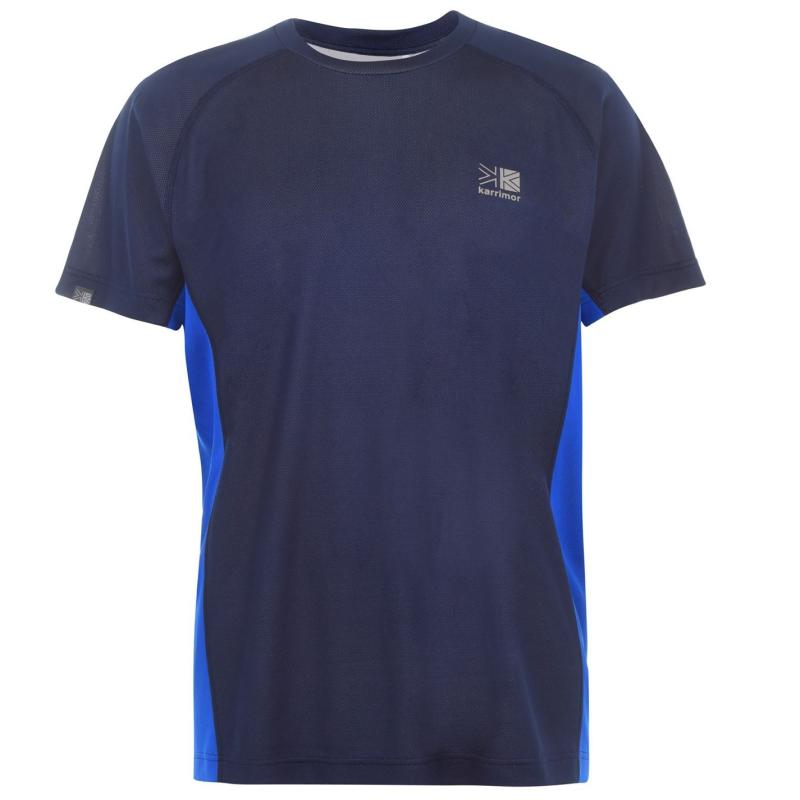 Karrimor Aspen Technical T Shirt Mens Oxford Navy