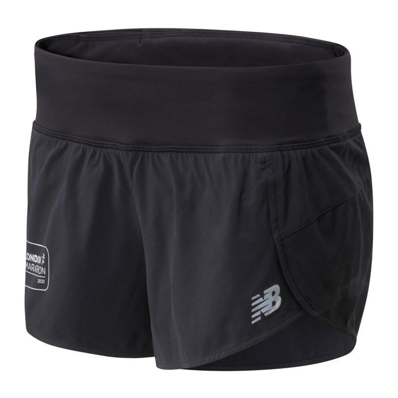 New Balance VLM Shorts Ladies Black