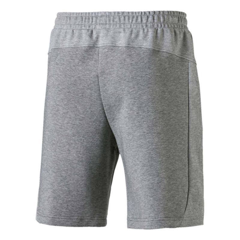 Puma Evostripe Move Men's Shorts Medium Grey