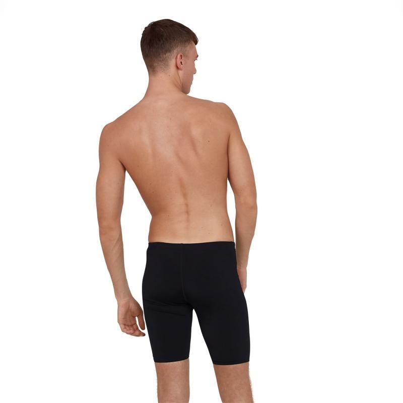 Plavky Speedo Endurance Plus Swimming Jammers Mens Black