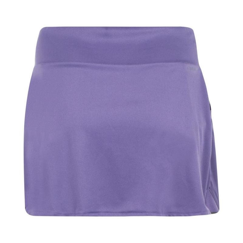 Sukně adidas Womens Tennis Club Skirt Purple/Grey