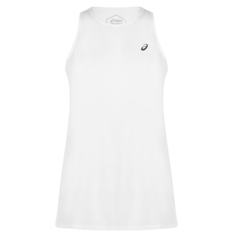 Asics Race Sleeveless T Shirt Ladies Black