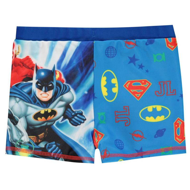 Plavky Character Infant Boy's Swimming Briefs Justice League