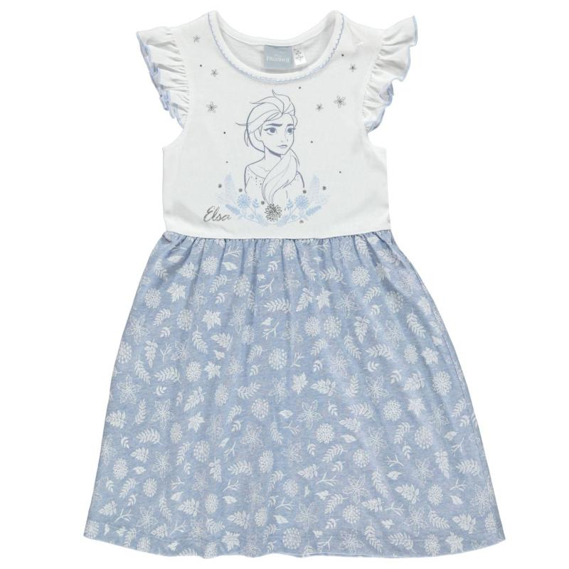 Šaty Character Jersey Dress Infant Girls Frozen