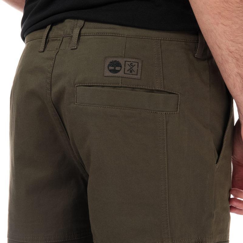 Kalhoty Timberland Mens T1 Cargo Pants olive