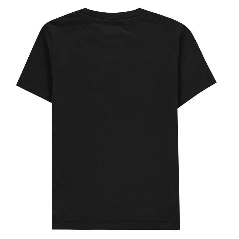 Tričko adidas Boost T-Shirt Junior Boys Black/White