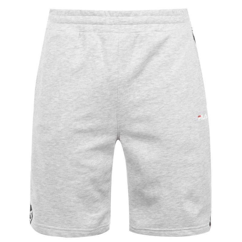 Fila Tristan Shorts Mens Grey