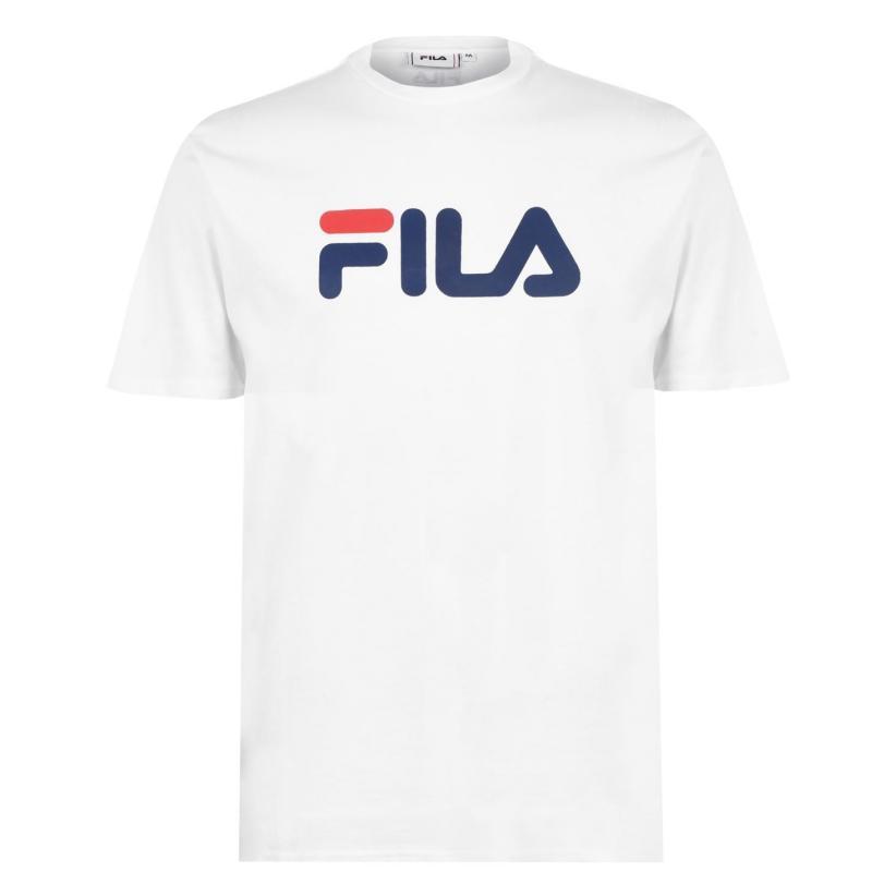 Tričko Fila Urban Short Sleeve T Shirt Mens White