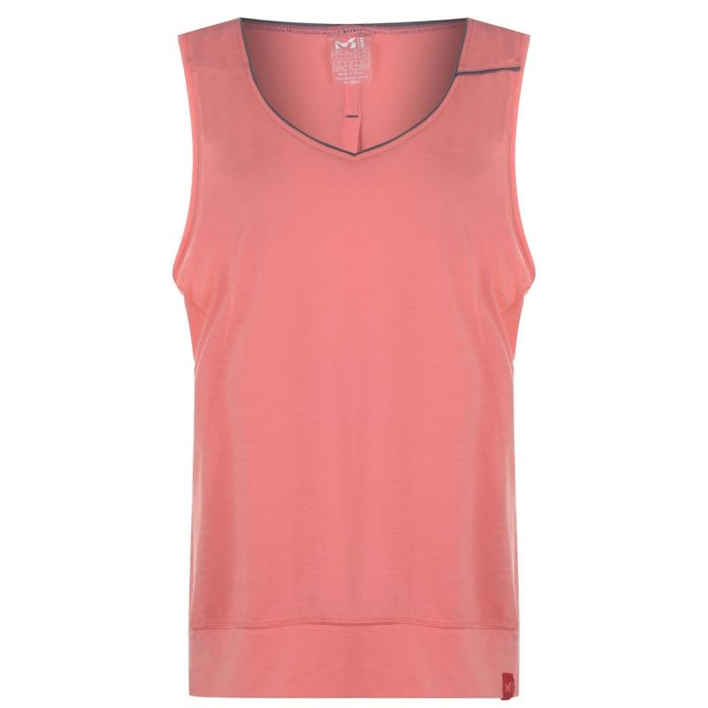 Millet Performance Tank Top Peach