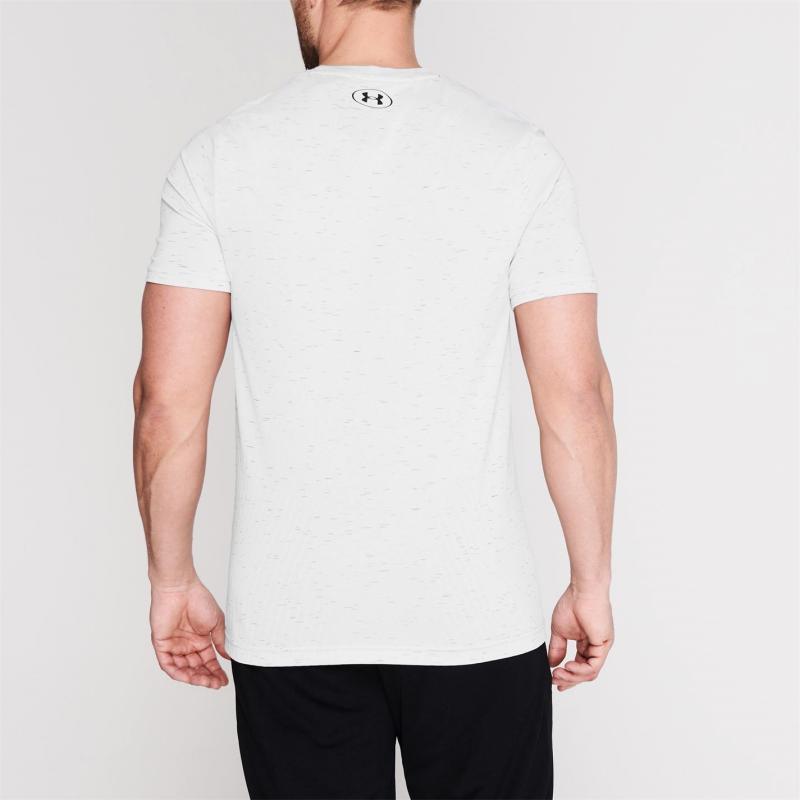 Under Armour Vanish Short Sleeve T Shirt Mens Halo Gray