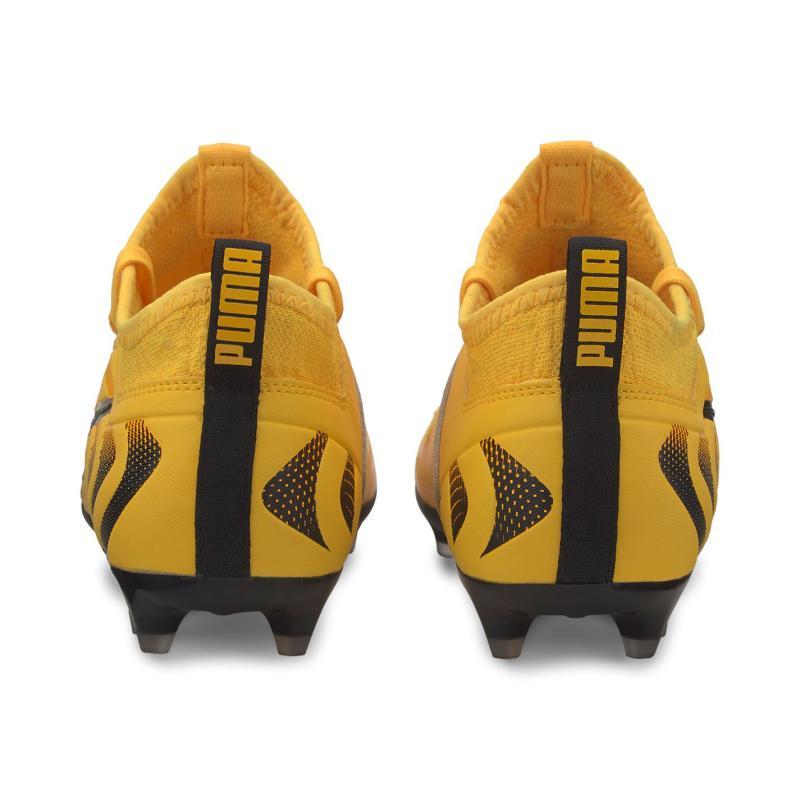 Puma ONE 20.3 Junior FG Football Boots UltraYellow/Blk