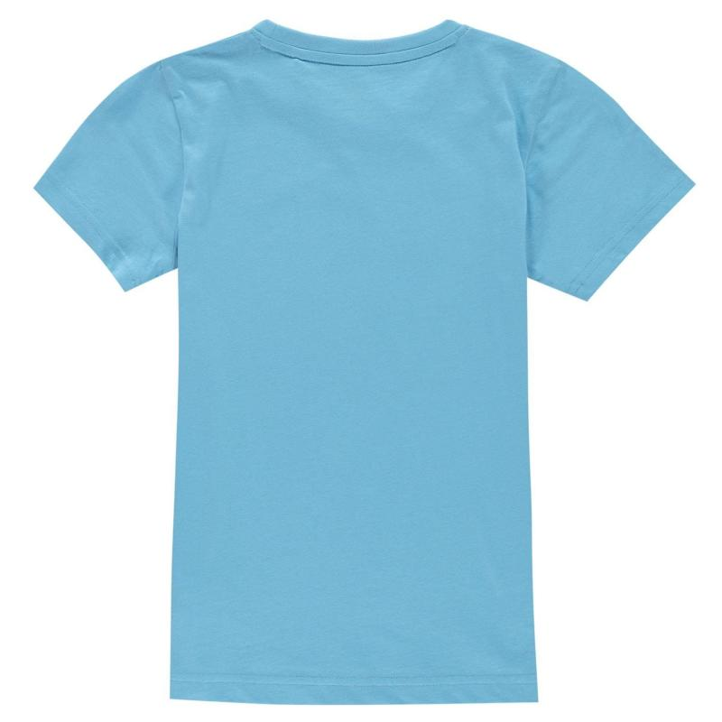 Tričko Hot Tuna T-Shirt Junior Boys Blue Camper