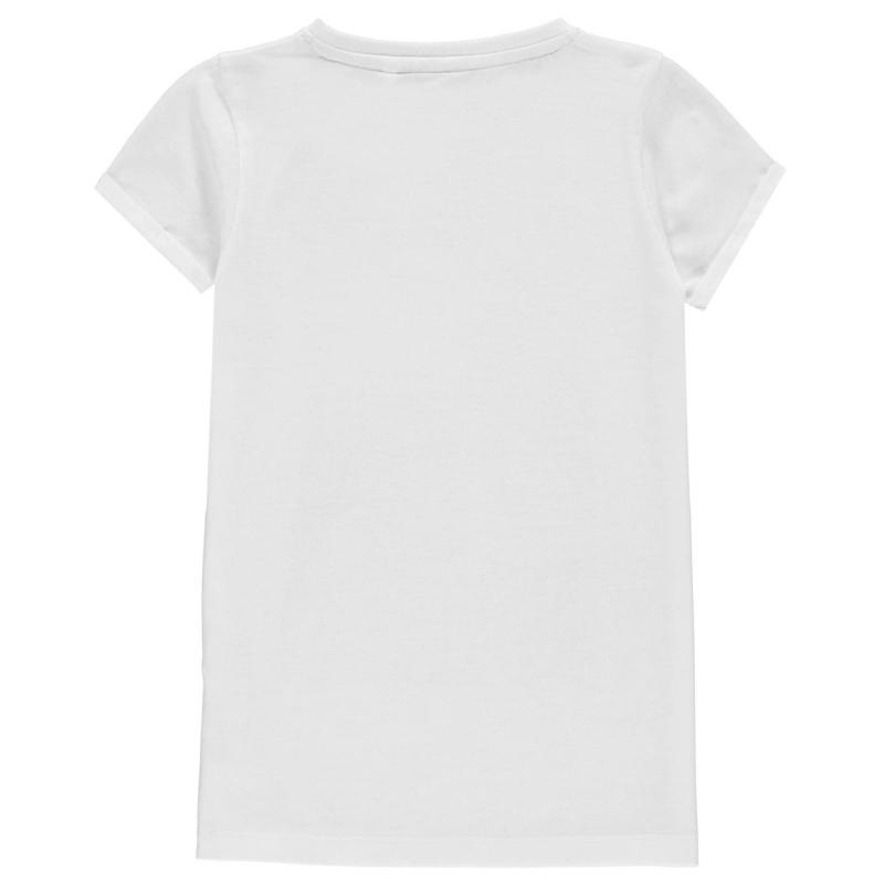 Hot Tuna T-Shirt Junior Girls White