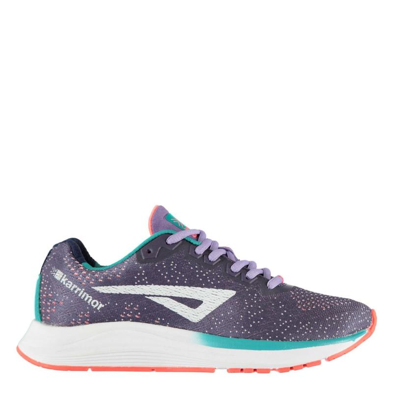 Karrimor EOS Trainers Ladies Purple/Coral