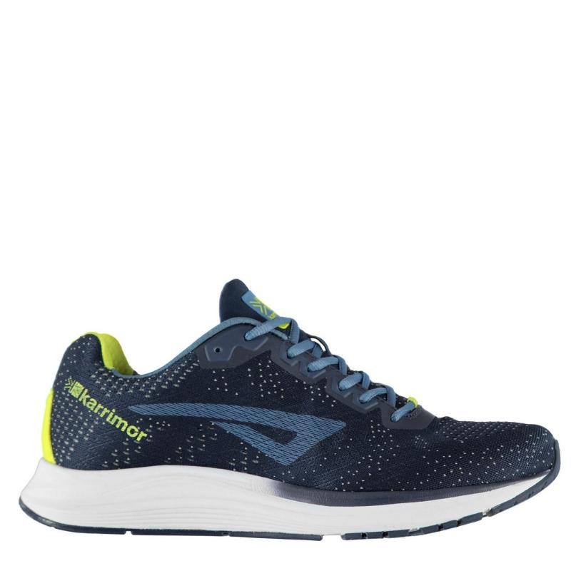 Karrimor EOS Trainers Mens Navy/Lime