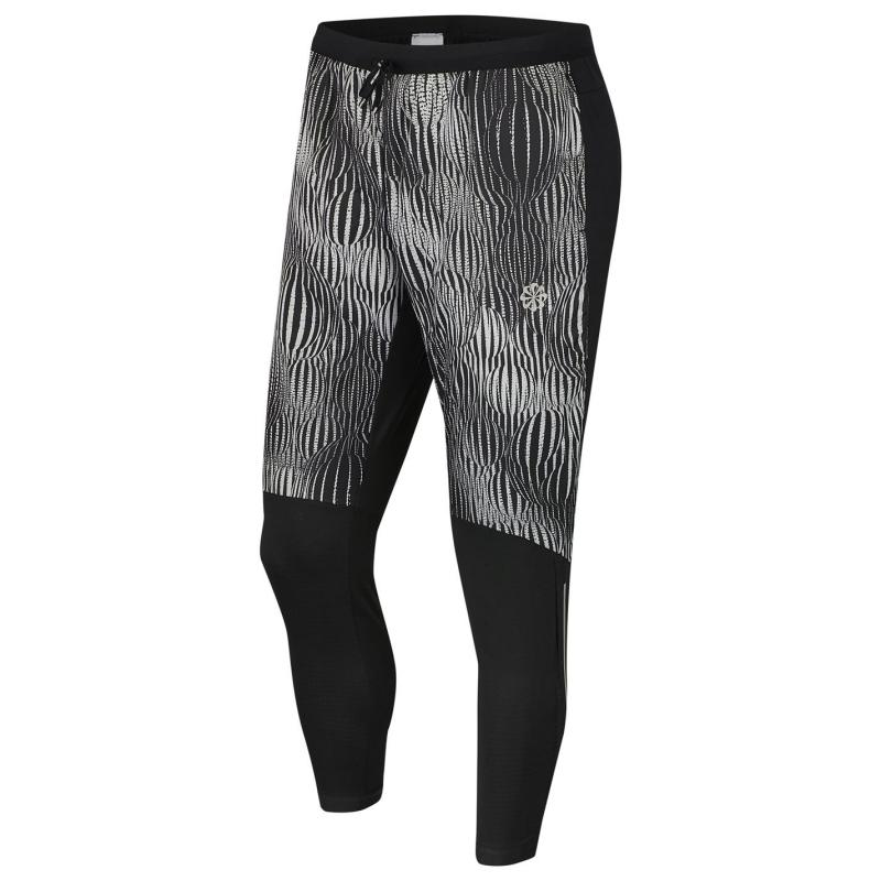 Nike Phenom Men's Running Pants BLACK/BLACK/REFLECTIVE SILV