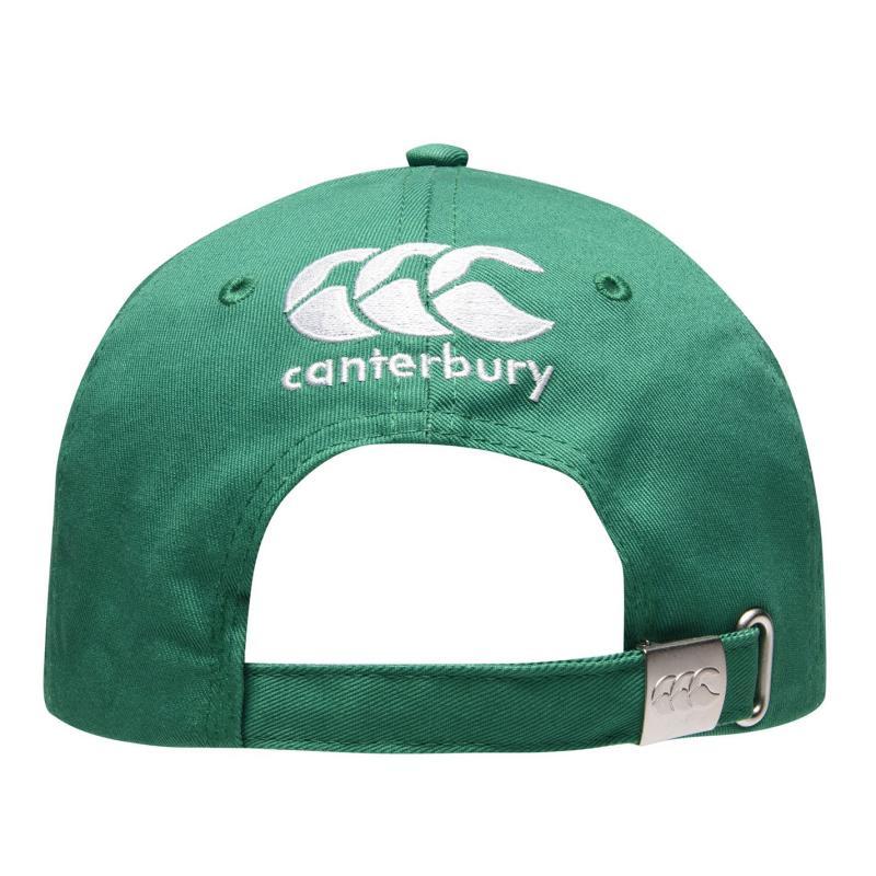 Canterbury IRFU Cap Mens Green