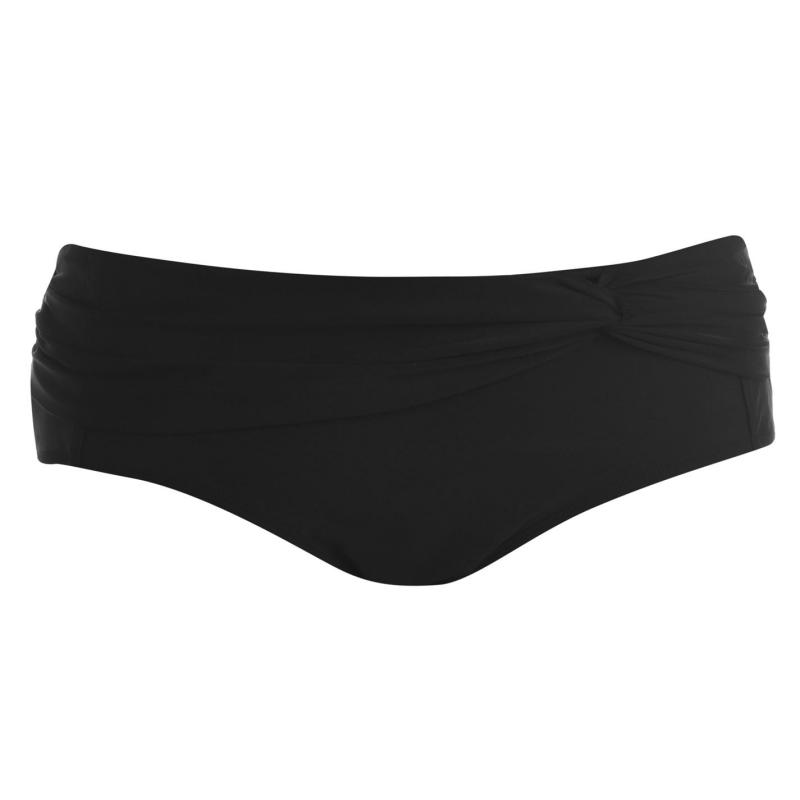 Plavky Full Circle Swim Shorts Ladies Black