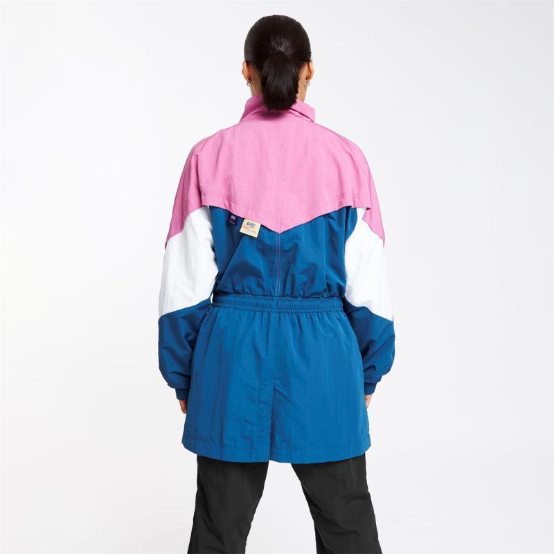 Nike Sportswear Icon Clash Women's Woven Track Jacket COSMIC FUCHSIA