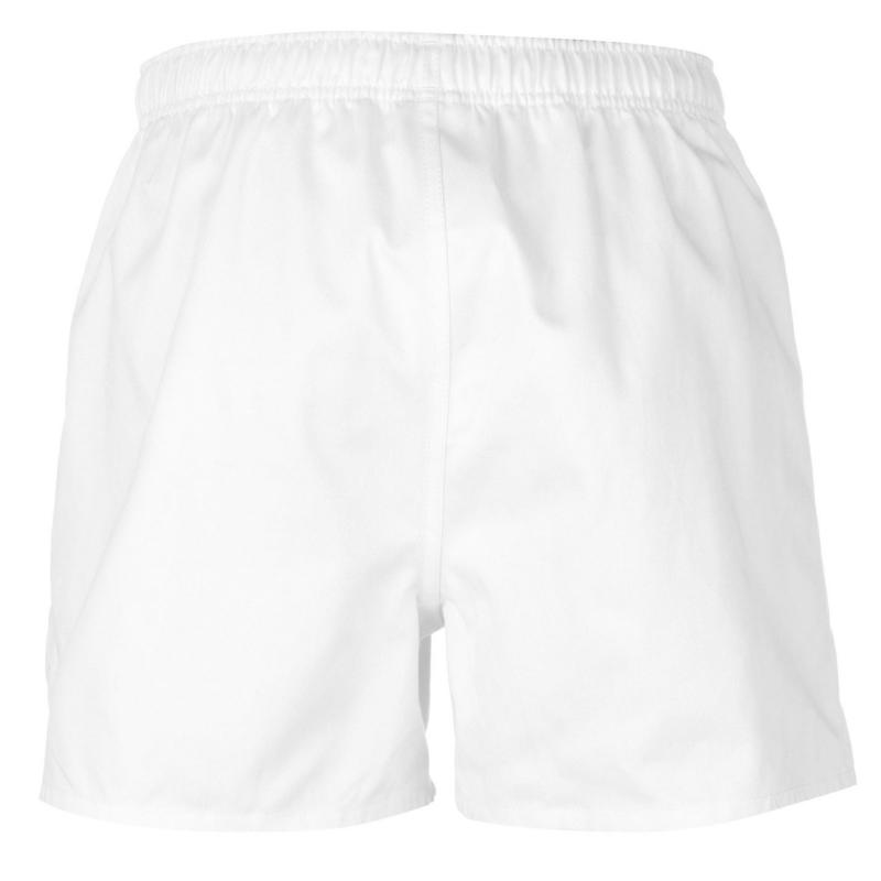 Canterbury Pro Rugby Shorts Mens White
