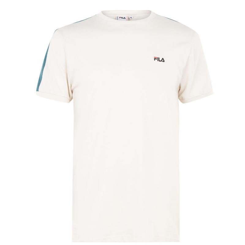 Tričko Fila Salus T Shirt Mens White