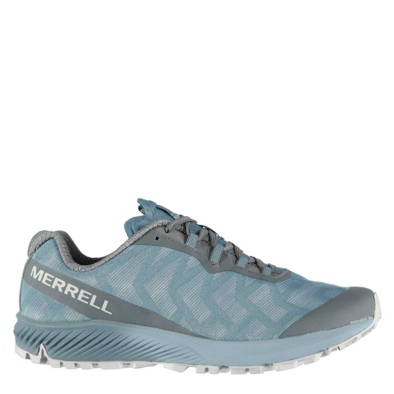 Boty Merrell Synthesis Flex Trainers Mens stone