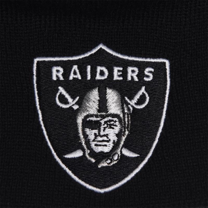 New Era NFL Beanie Raiders