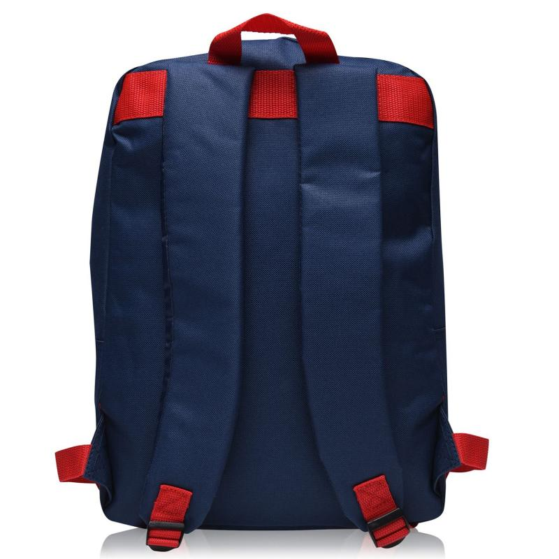 Team Large Backpack Navy